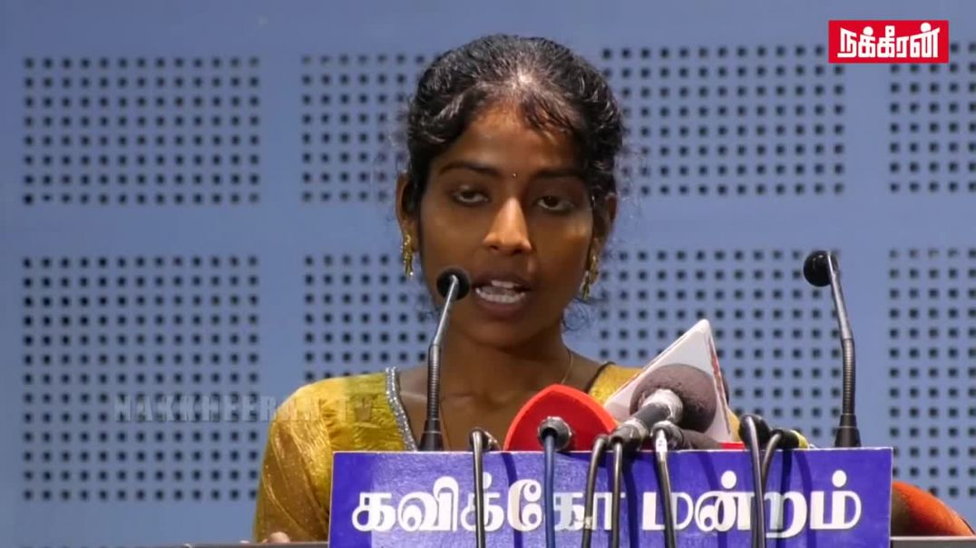 Must Watch Most Emotional  Painful Speech on Tamil Eelam  Jeya Prashanthi Sri Lankan Tamils