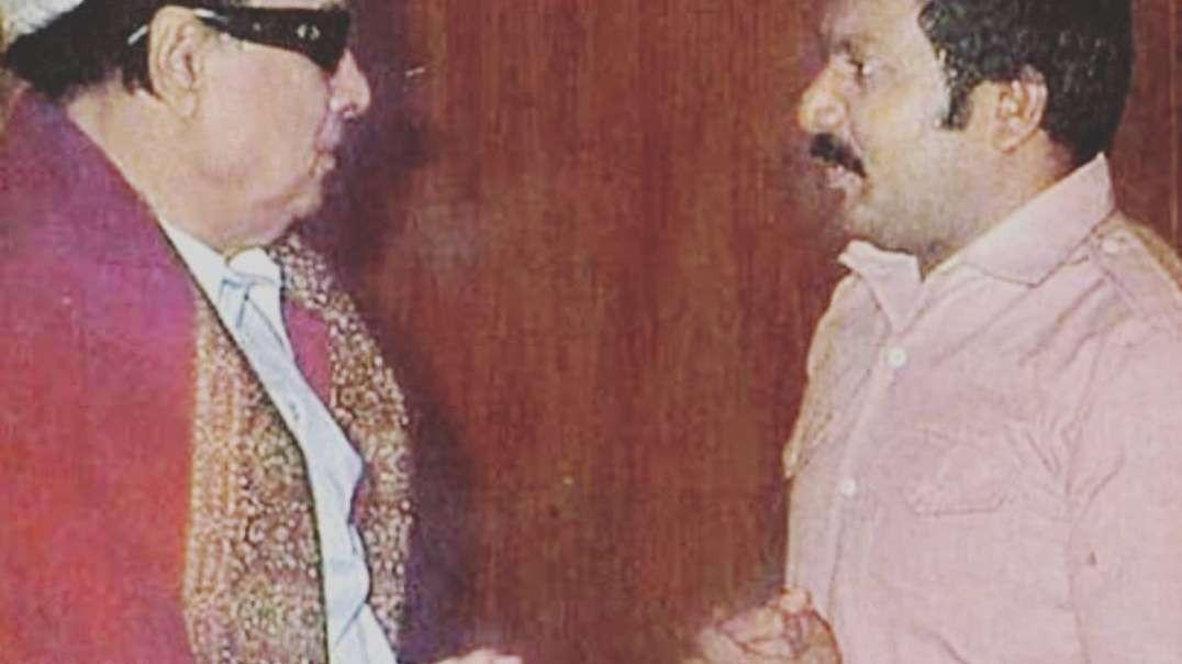 Prabaharan Speaks About MGR