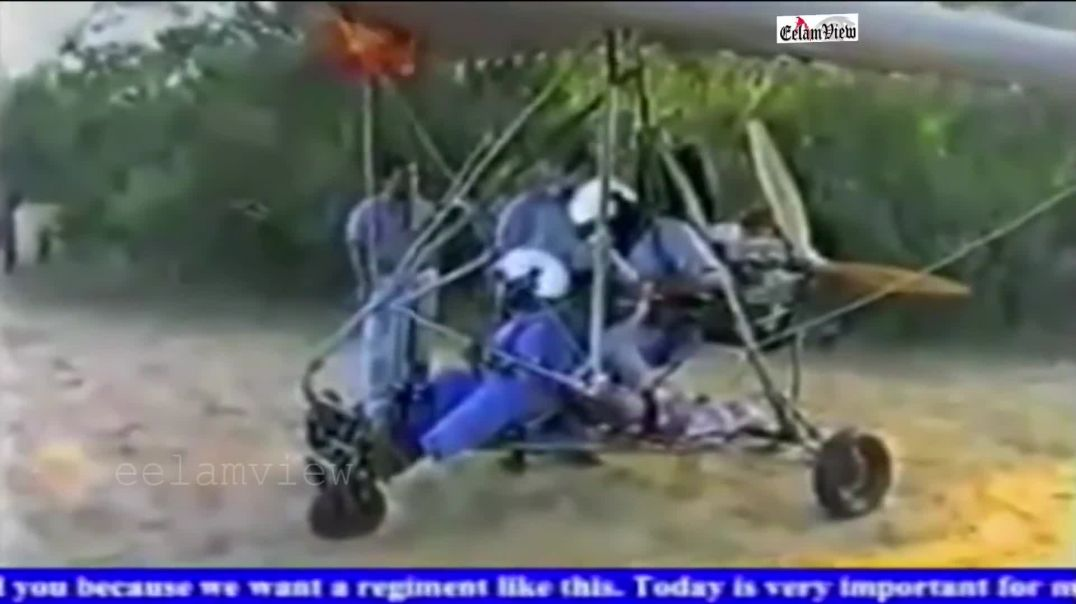 LTTE Head of Airwing Col Shankar - விடுதலைப்புலிகளின் வான்படை தளபதி கேணல் சங்க்ர்