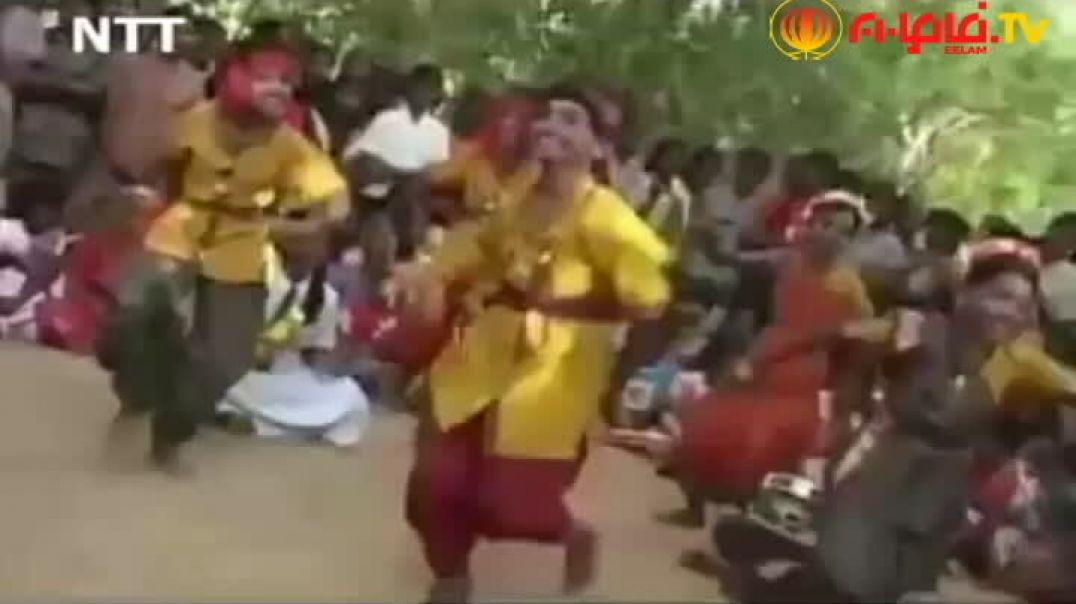 டப்பாங்கூத்துப்பாட்டு தான் காதில கொஞ்சம் போட்டுபார்...