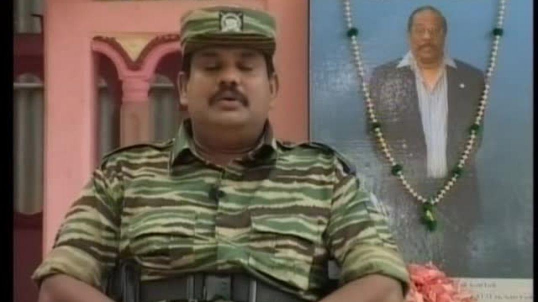 தேசத்தின் குரல்: அன்ரன் பாலசிங்கம் - Thesaththin Kural: Anton Balasingham Tribute