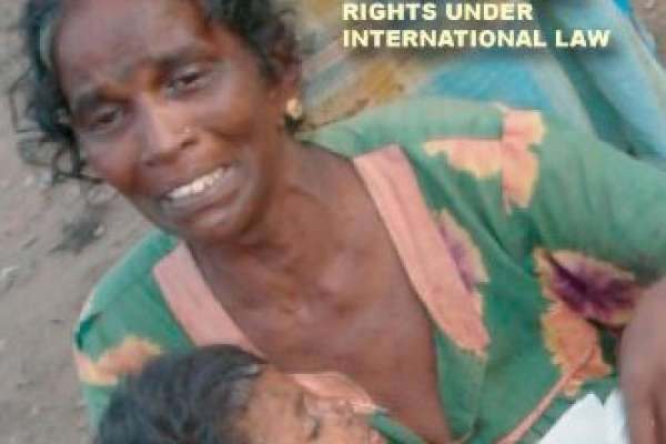 The Tamil Genocide by Sri Lanka: The Global Failure to Protect Tamil Rights Under International Law