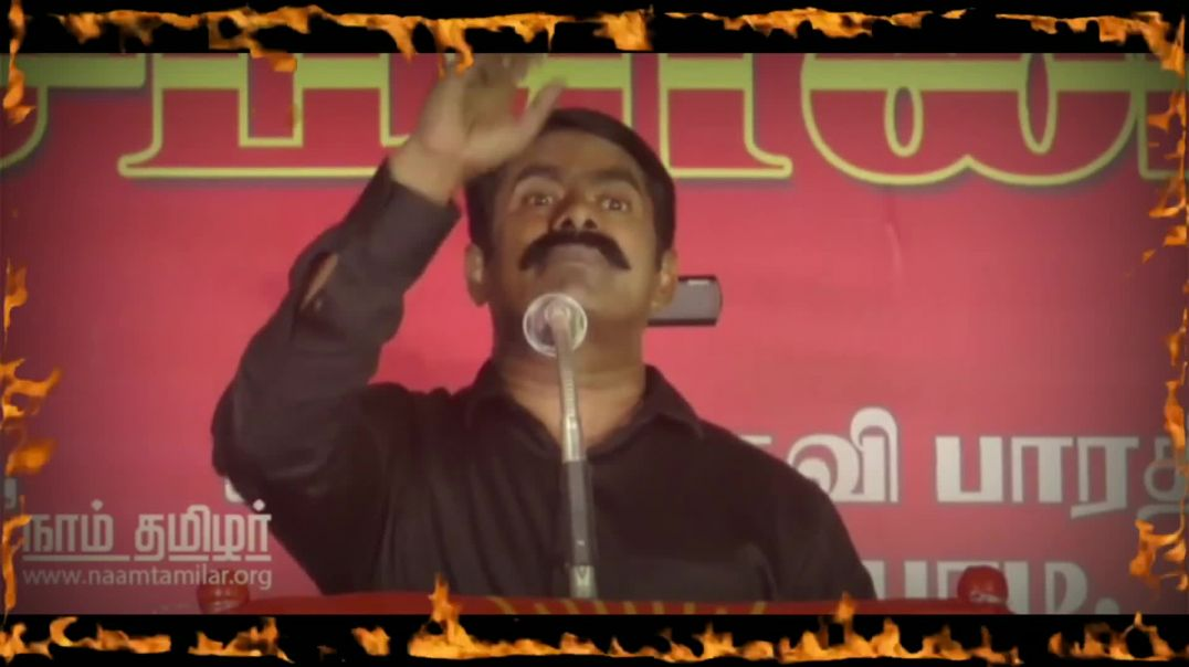 Seeman Latest Speech Vaiko