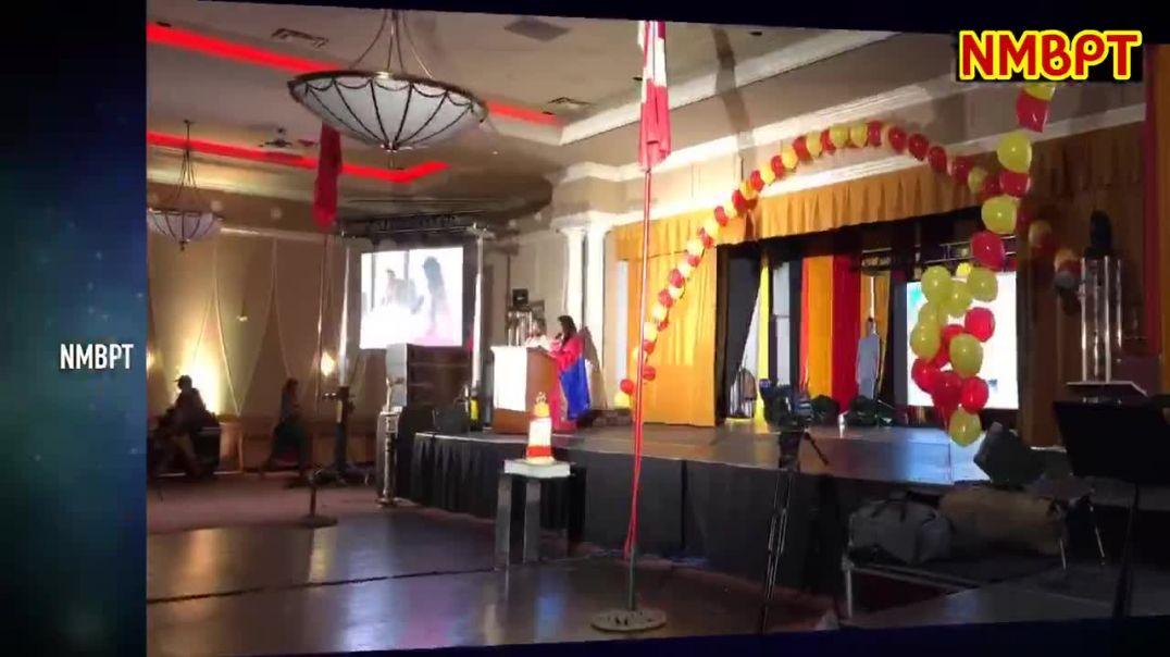 தமிழீழ தேசியத் தலைவரின் அகவை 65 நிறைவு விழா தொகுப்பு Toronto Canada
