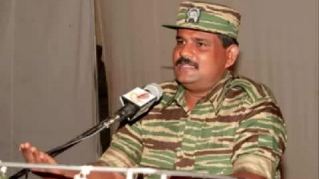 கடல்த்தளபதி சூசை - Brigadier Soosai
