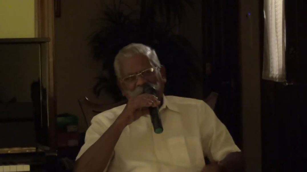 Dr Ma So Victor: A Close Discussion on Tamil