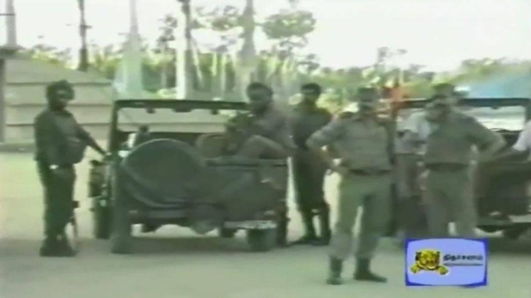 Lt Col Thileepan Hunger Strike against India IPKF - லெப். கேணல் திலீபன்