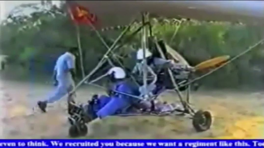 LTTE Head of Airwing Col Shankar - உருக்கில் உறைந்த பனிமலை - கேணல் சங்கர்