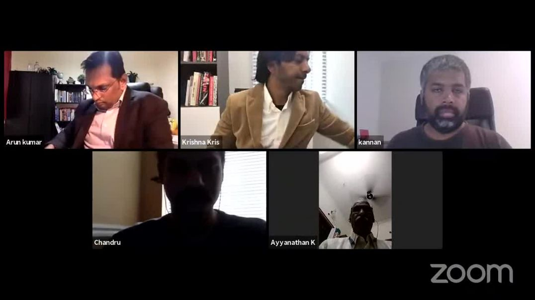 Convo - Future of Eelam Tamils in Current Geo-Political Dynamics