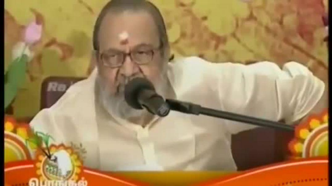 தமிழீழம் பற்றி கவிஞர் வாலி - Kavingar Vaali about Tamil Eelam