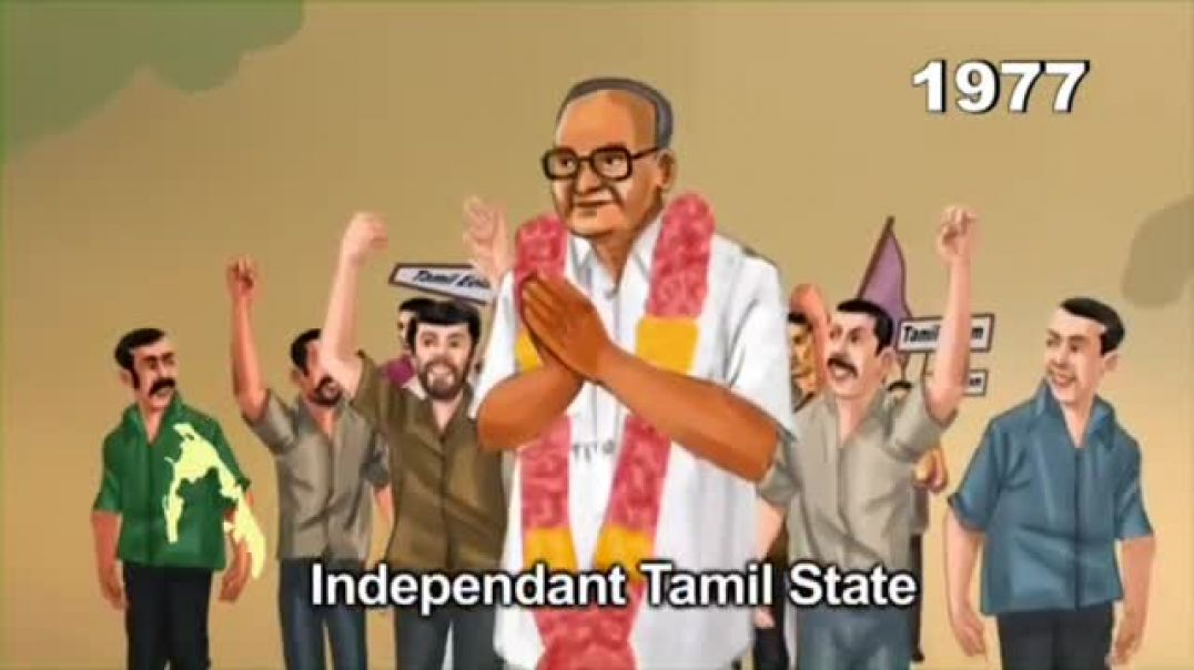 TamilEelam History in English