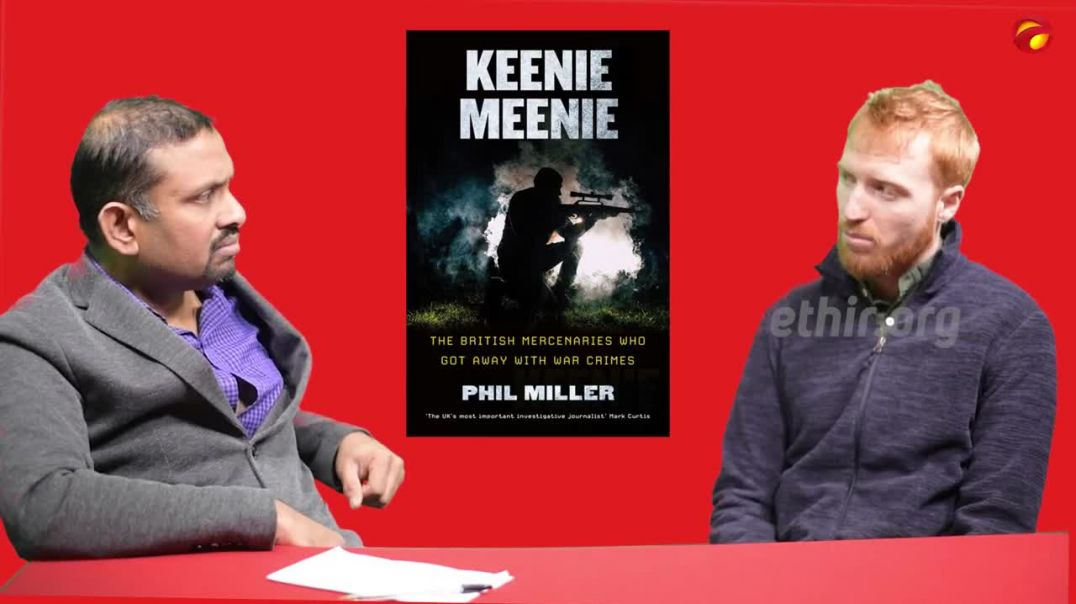 Interview with Phil Miller, Journalist and Author of Keenie Meenie