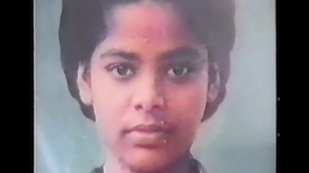 First Female Martyr Malathi - முதல் வித்து 2ம் லெப்.மாலதி