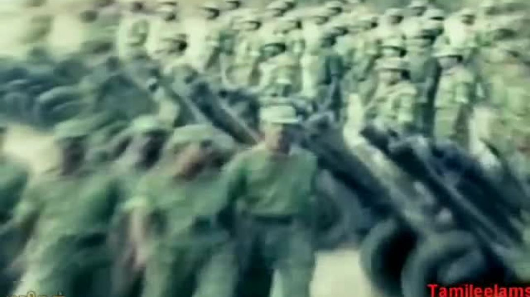 """Sacrifices of the Tamil Liberation Tigers. """"Don't forget us"""""""