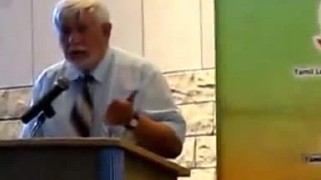 Dr Dubyanskiy Alexander speech in Tamil - Russian