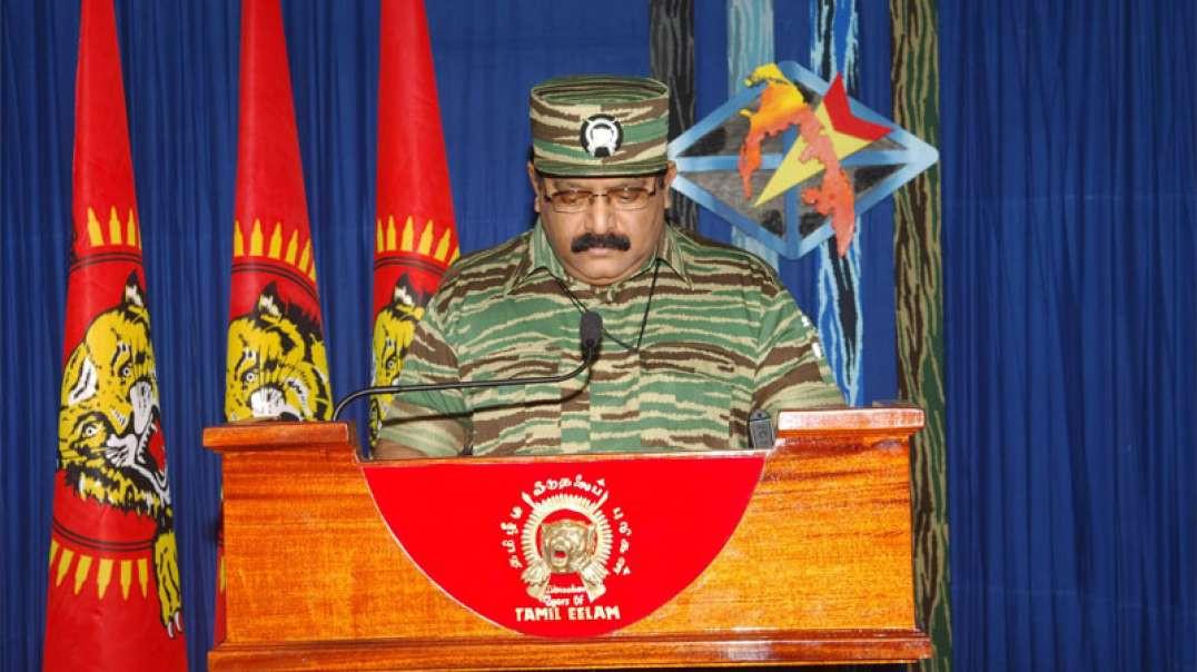 தமிழீழத் தேசியத் தலைவரின் மாவீரர் நினைவெழுச்சி நாள் 2008 உரை
