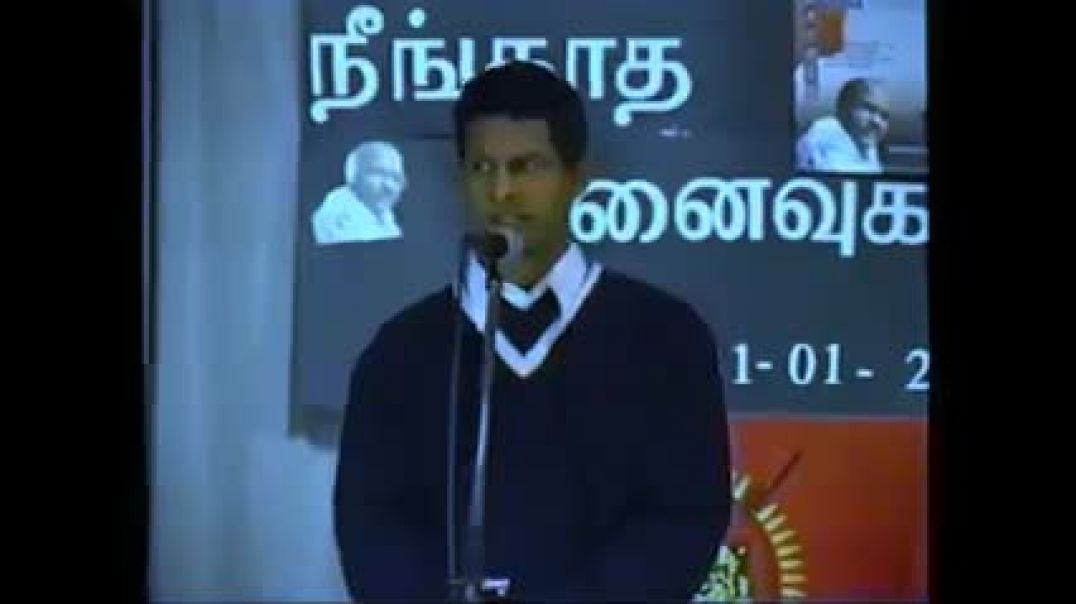 தளபதி லெப்.கேணல் அமுதாப் மிகவும் அருமையான பேச்சு - Lt. Col. Amuthap Speech