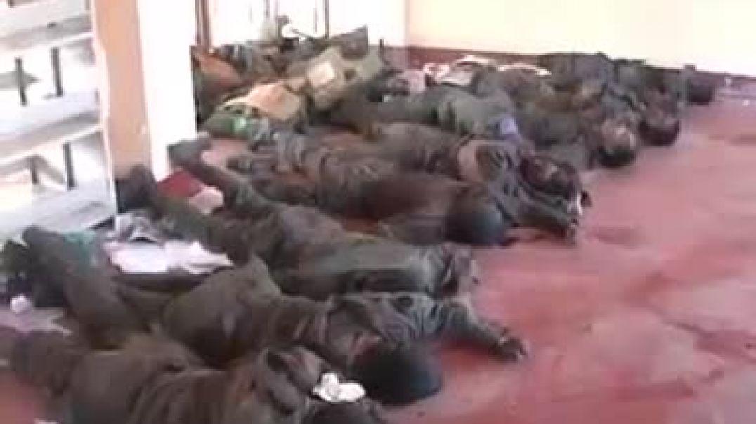 11-10-2006 battle in Northern Frontier, North Tamil Eelam