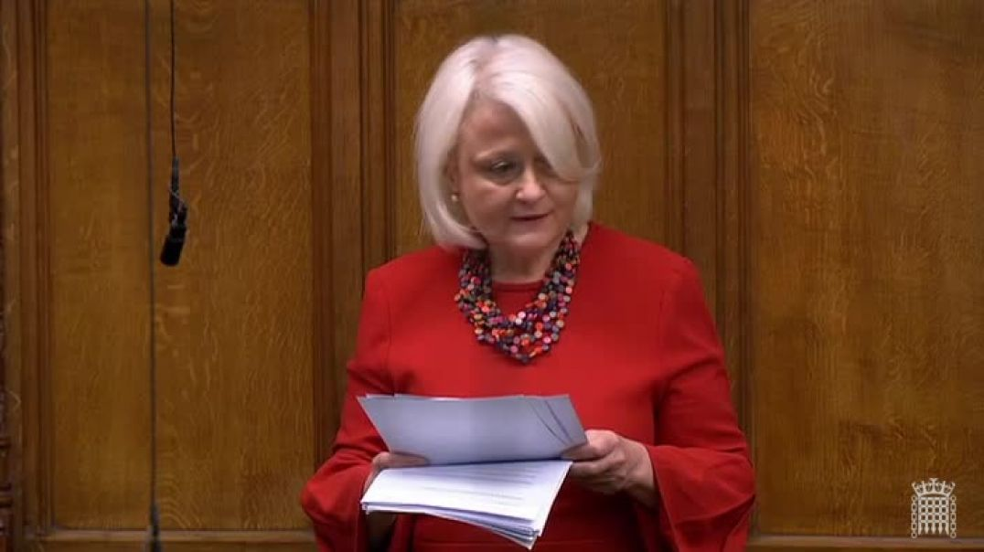 ⁣Siobhain McDonagh (MP for Merton and Mitcham) statement in UK parliamentary debate on 18/03/2021