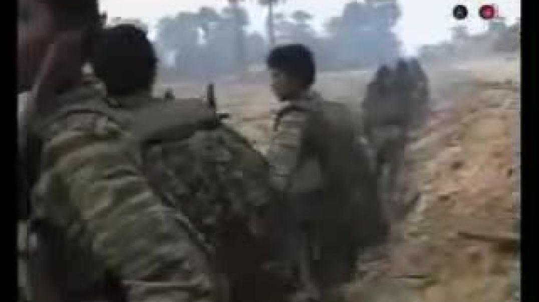 12-10-2006 battle in Northern Frontier, North Tamil Eelam