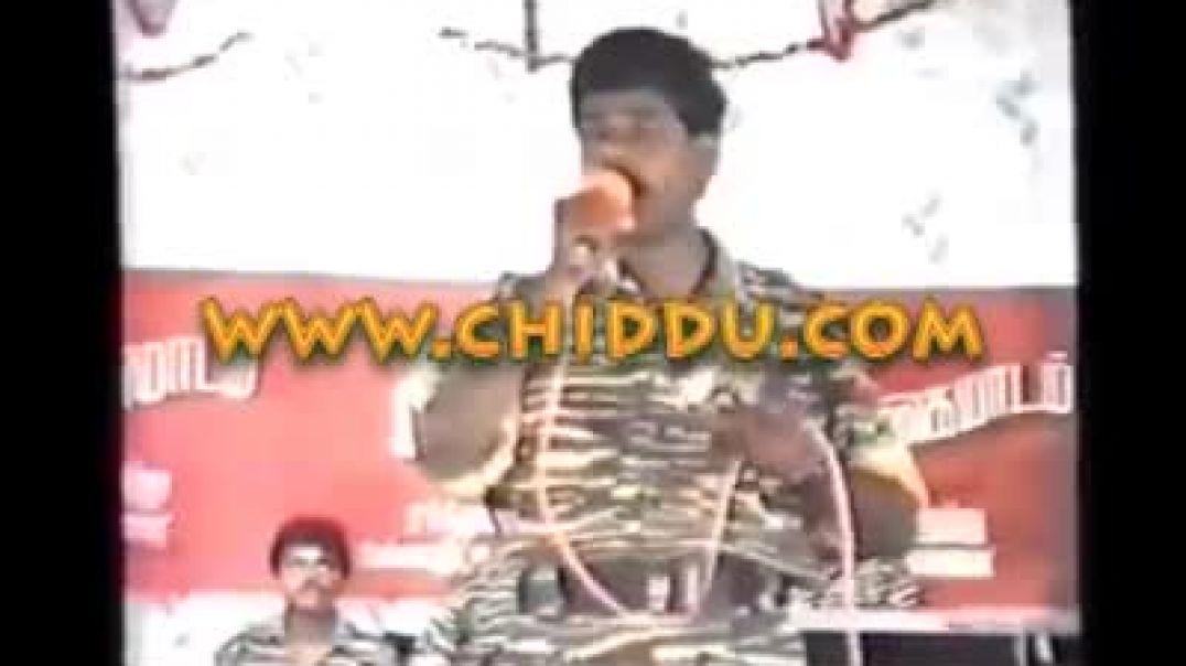 பாடகர் மேஜர் சிட்டு அவர்களின் வரலாறு | Singer Major chittu history