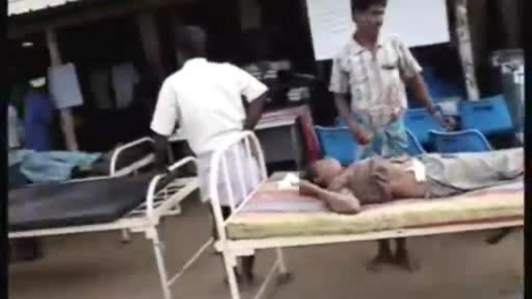 24-1-2009 Genocide in Sri Lanka - Tamil Open Air Medical Treatment