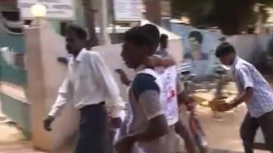 sri lankan cluster bomb attack on PTK hospital 07th feb 2009 genocide of tamils in sri lanka