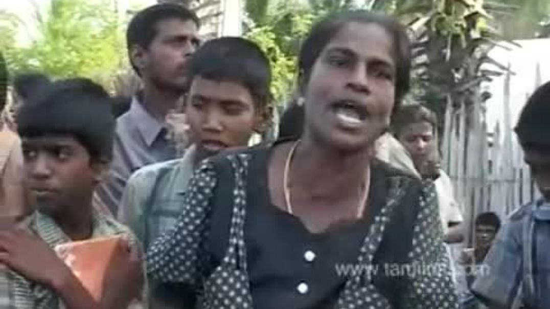 The situation that prevailed in Vanni during 2009 | tamil genocide | tamils massacre | mullivaikkal