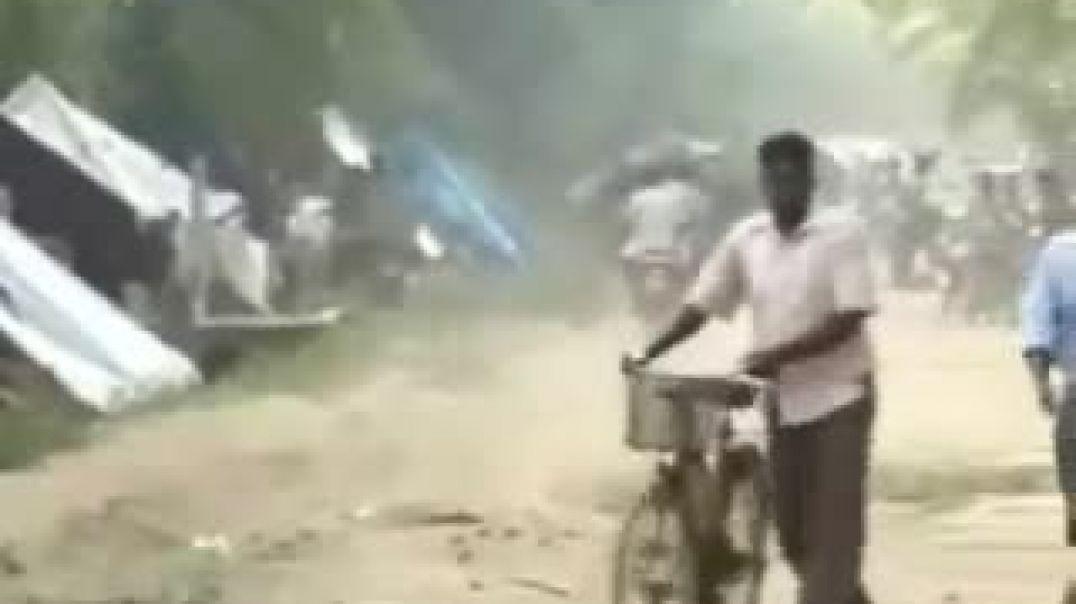 24-1-2009 Sri lanka Army Killing Civilians in Saftey Zone | Part 2