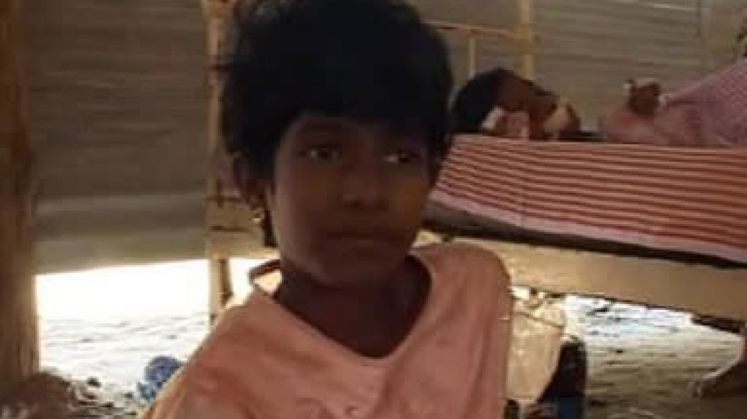 Child's comment on shelling by sri lankan army | Tamil genocide | mullivaikkal