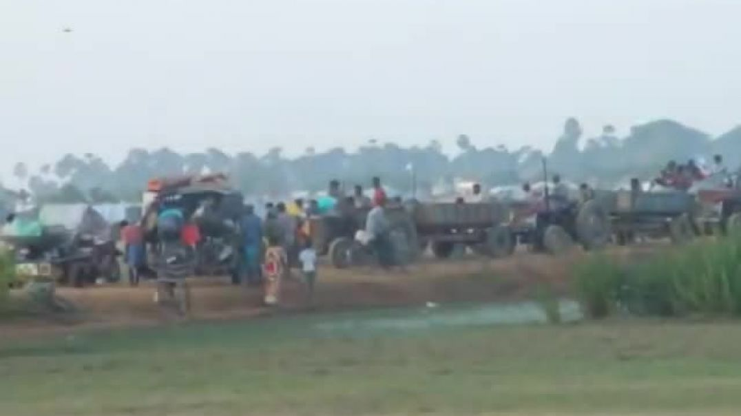 Tamil Civilians injured by the Sri Lanka Army shelling